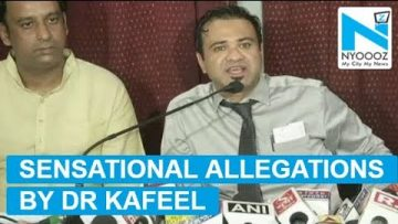BJP MP is behind attack on my brother: Dr Kafeel Khan
