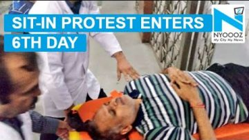 Sit-in protest: Fasting AAP minister Satyendar hospitalized