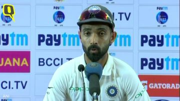 Wanted to Be Ruthless in Our Approach, Says Ajinkya Rahane | The Quint